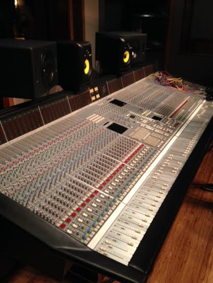 Sound Board Orb Recording Studios