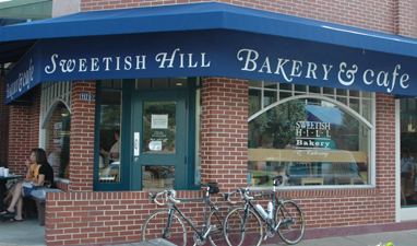 Sweetish Hill Bakery and Cafe