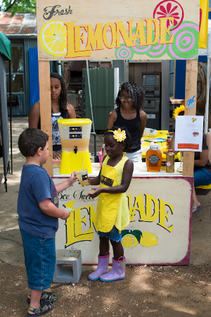 Mikaila Ulmer Lemonade Day Austin
