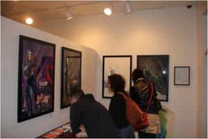 Mondo gallery Austin