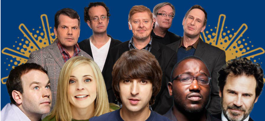 Demetri Martin, Dennis Miller, Mike Birbiglia, Maria Bambford, Hannibal Burress, and Kids in the Hall Headline Moontower this year.