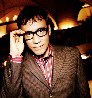Fred Armisen is one of the headliners for the 2014 Moontower Comedy Festival.