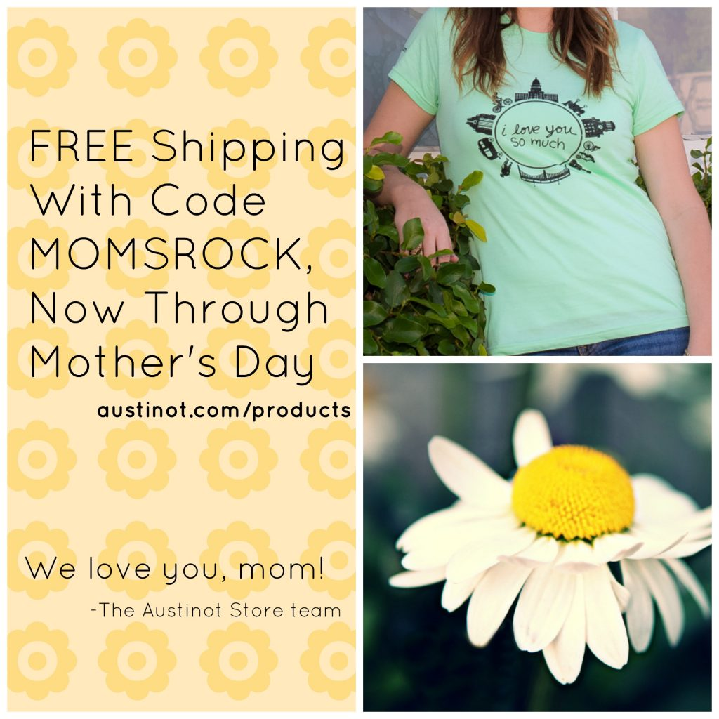 Free Shipping Austinot Store for Mother's Day