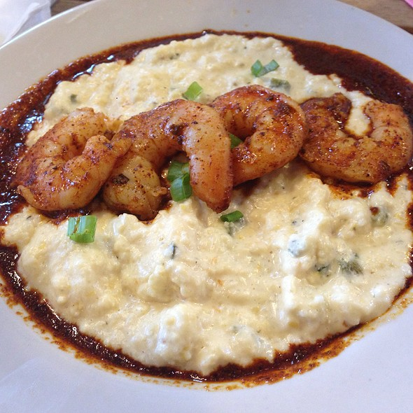 Shrimp and Grits in Your Face. Photo Credit: foodspotting.com