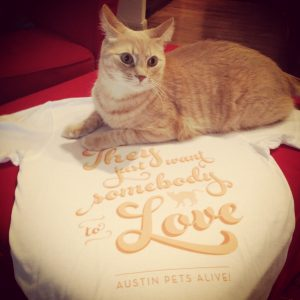 Wearable Hope Austin Pets Alive! Shirt