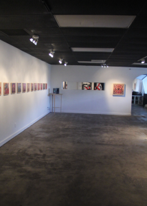 Event Space at Gallery Black Lagoon