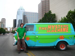 Mystery Machine Austin TX