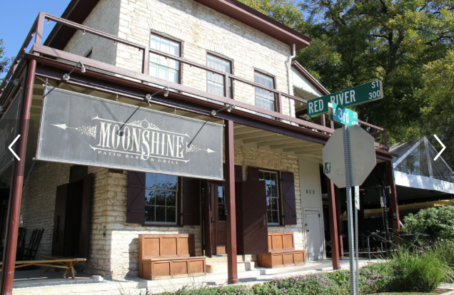Moonshine Patio Bar and Grill in Austin