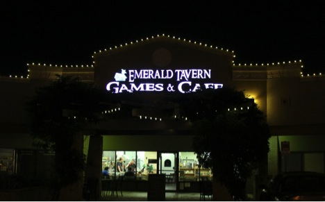 Emerald Tavern Games and Cafe