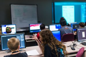 Game Worlds Video Game Camp for Kids in Austin
