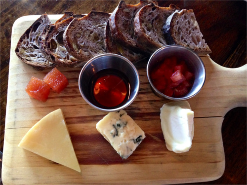 Winebelly Cheese Plate