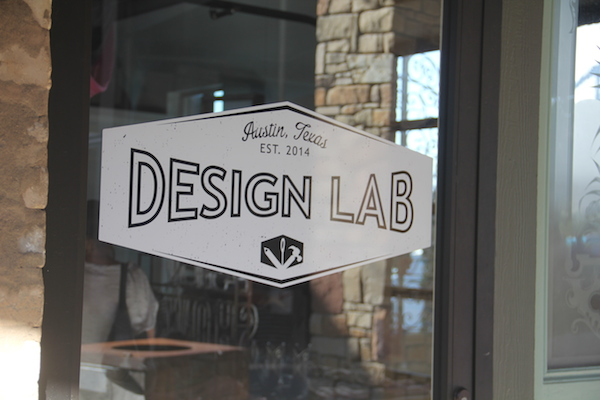Design Lab Austin Texas