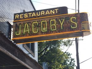 Jacoby's Restaurant and Mercantile Austin
