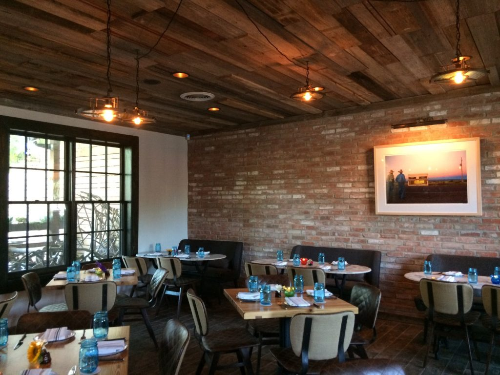 Ranch to table with river view at jacoby 39 s for W austin in room dining menu