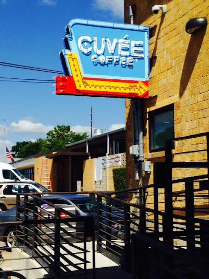 New Cuvee Coffee Bar in Austin