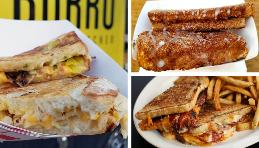 Top Grilled Cheese Sandwiches in Austin