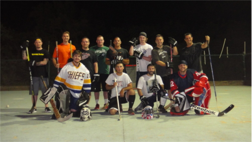 Austin Freetails Street Hockey