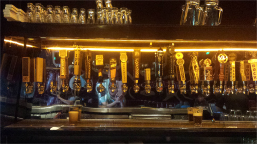 The Highball Beer on Tap