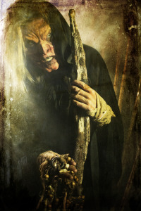 The Coven Witch at House of Torment