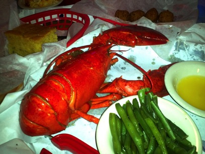 Quality Seafood Lobster