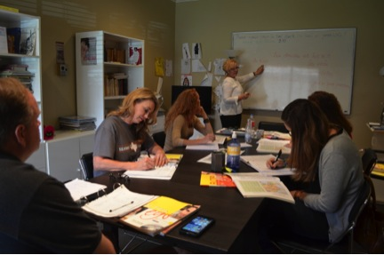 French Class in Austin