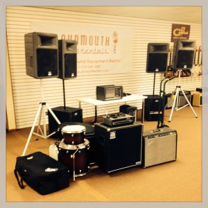 LoudMouth Rentals Music Equipment