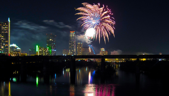 New Year's Eve Austin
