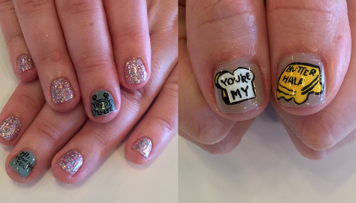 Best 3 spots for creative austin nail art prinsesfo Gallery