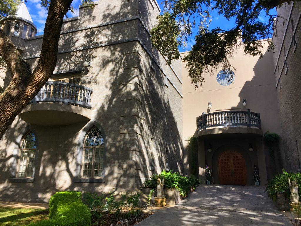 Castle Avalon Main Entrance
