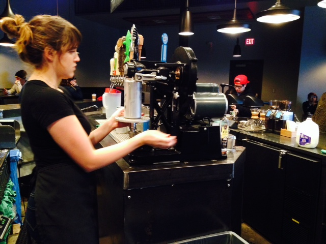 Crowler Machine in Austin