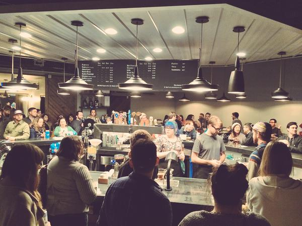 Cuvee Crowler Release Party
