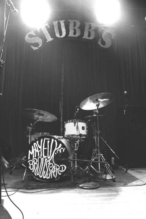 Mayeux and Broussard Drum Set