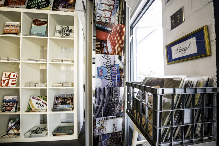 South Austin Gallery Records