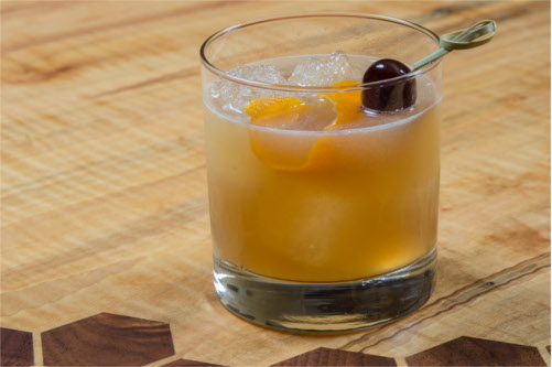 The Apiary Cocktail in Austin