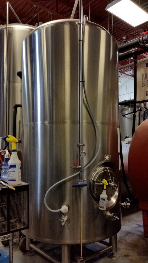 Hops and Grain Kettle