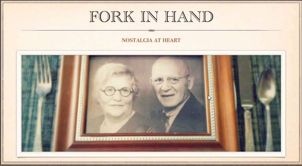 Fork In Hand