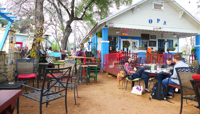 OPA! Greek Cafe in Austin