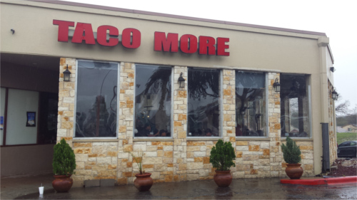 Taqueria Taco More Austin
