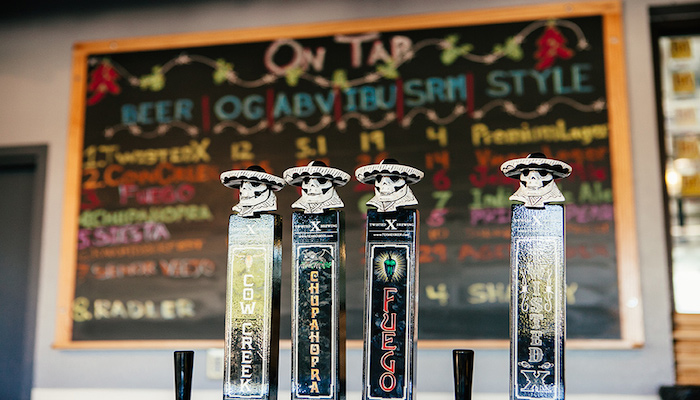 Twisted X Brewing in Dripping Springs