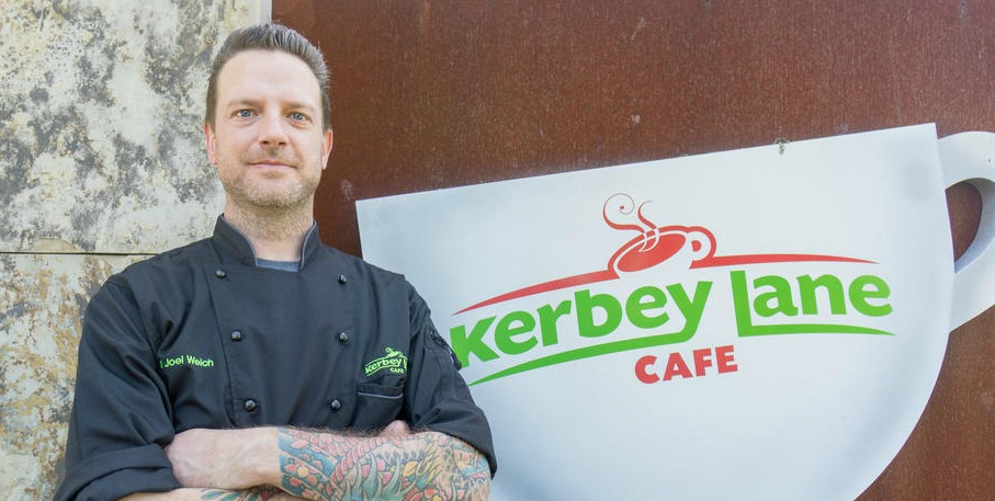 Executive Chef Joel Welch of Kerbey Lane