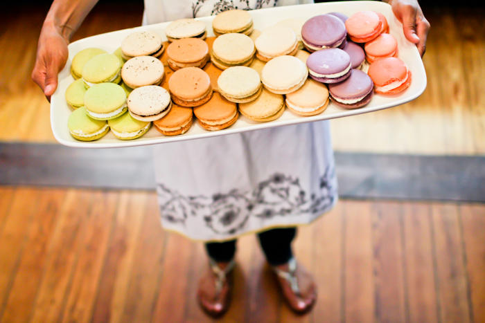 La Patisserie French Macarons