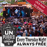 Unplugged at the Grove