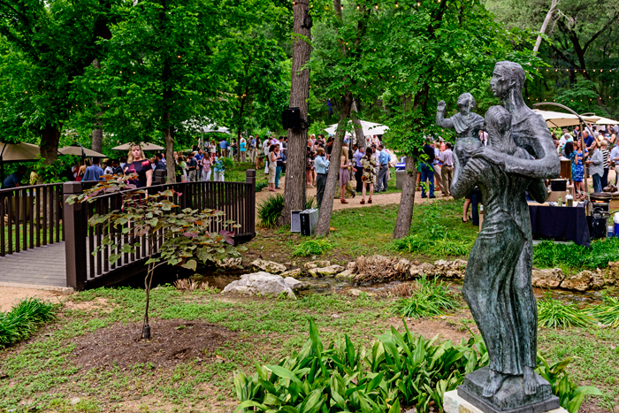 Family Sculpture by Charles Umlauf