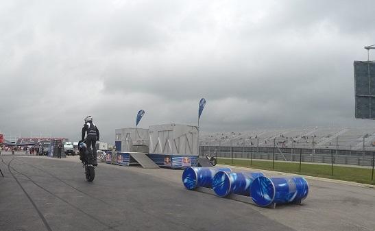 Rain Clouds Over MotoGP