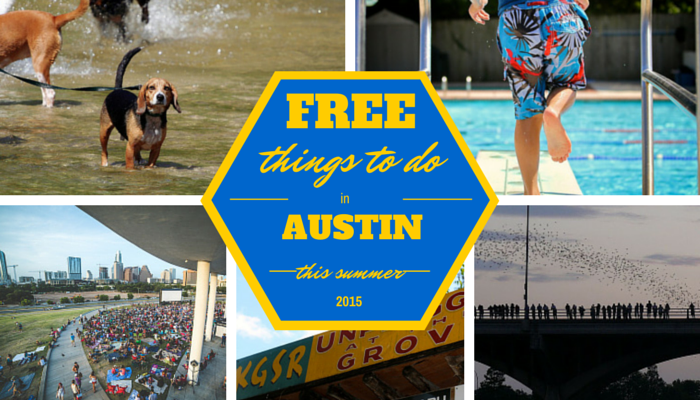 Free Things to Do in Austin This Summer
