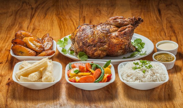 Inka Chicken Fast and Healthy Food