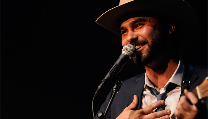 Shakey Graves The Hole in the Wall