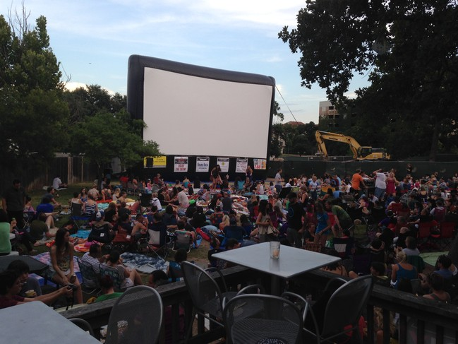101X Summer Cinema Series in Austin