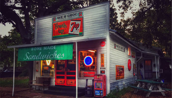 Avenue B Grocery and Market Austin