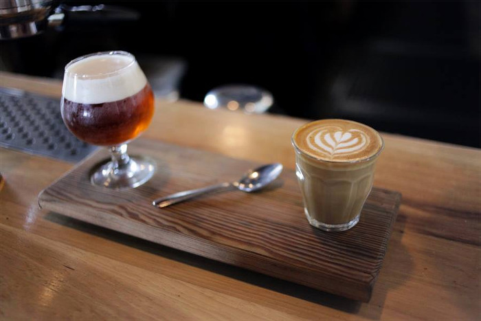 Wright Bros Brew and Brew Beer Flight